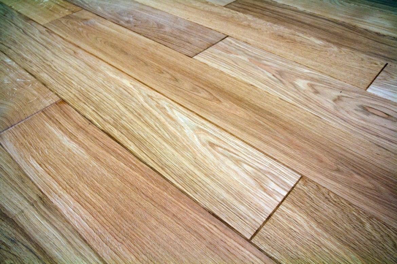 Podłoga dębowa olejowana